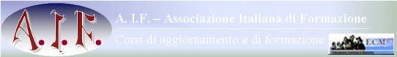AIF - Associazione Italiana Formazione